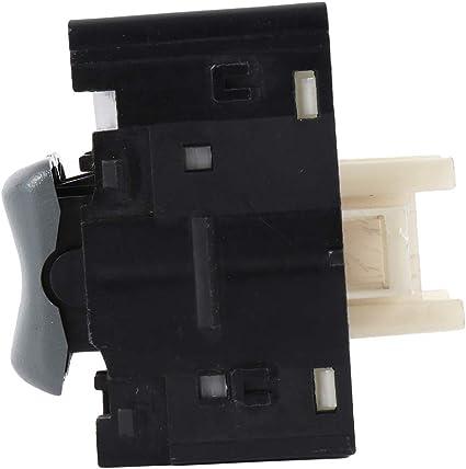 2 door 1995-2005 Pontiac Sunfire OCPTY Power Window Switch Driver Side Power Window Master Control Switch fits for 1995-2002 Pontiac Grand Prix 2 door Replace 10404698 10290241 19207825