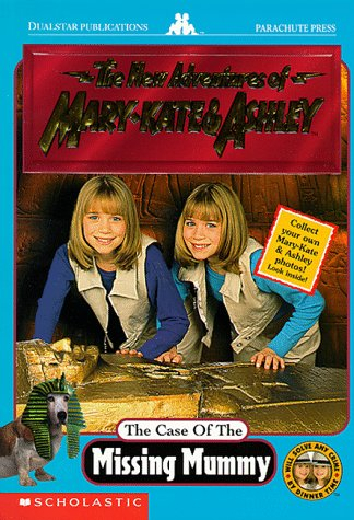 The Case of the Missing Mummy (Adventures of Mary-Kate and Ashley)