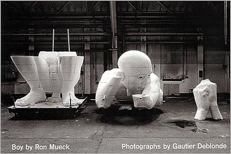 Ron Mueck: Boy: Amazon.es: Mueck, Ron, Deblonde, Gautier ...
