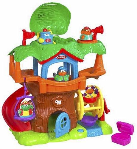 Hasbro 7184 Playskool Weebles House product image