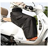 ラフアンドロード(ROUGH&ROAD) バイク用レッグカバー ホットレッグシールド ブラック フリー RR5924
