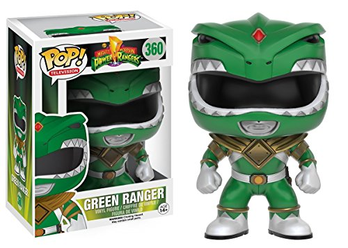Mighty Morphin' Power Rangers Green Ranger Pop! Vinyl Figure