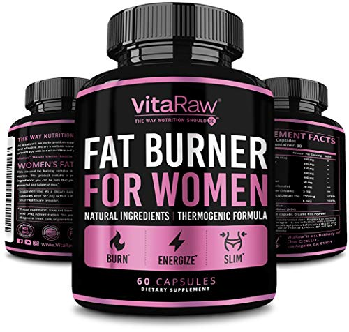 Weight Loss Pills for Women [Diet Pills for Women ] The Best Fat Burners for Women – This Thermogenic Fat Burner is a…