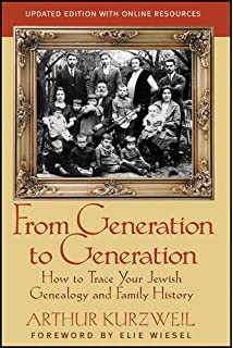 Jewish roots in poland pages from the past and archival inventories from generation to generation how to trace your jewish genealogy and family history fandeluxe Gallery