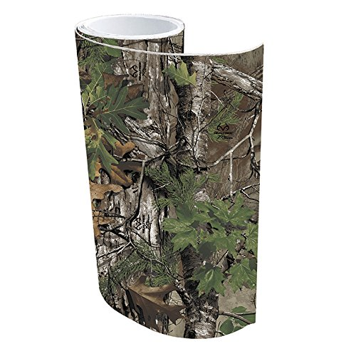 Realtree Camo - Kit de accesorios de camuflaje calcomanía, Verde (Realtree Xtra Green)