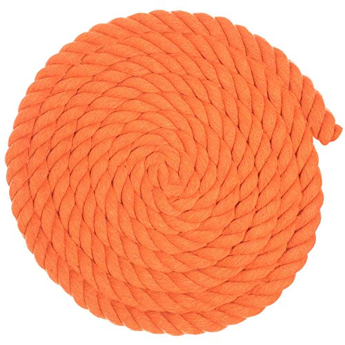 Twisted Cotton Rope - 5/8