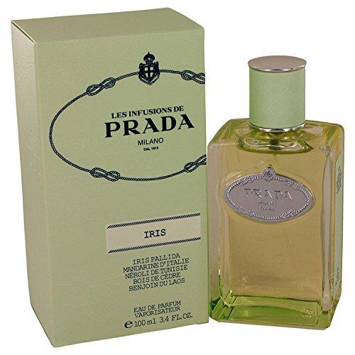 Prada Infusion D'iris by Prada For Women. Eau De Parfum Spray 3.4-Ounces