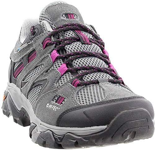 HI-TEC Womens Ravus Vent Low Waterproof Hiking Casual Shoes,