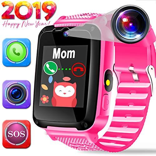 Kids Phone Smart Watch-Kids Smartwatch for 3-14 Year Boys Girls 1.54