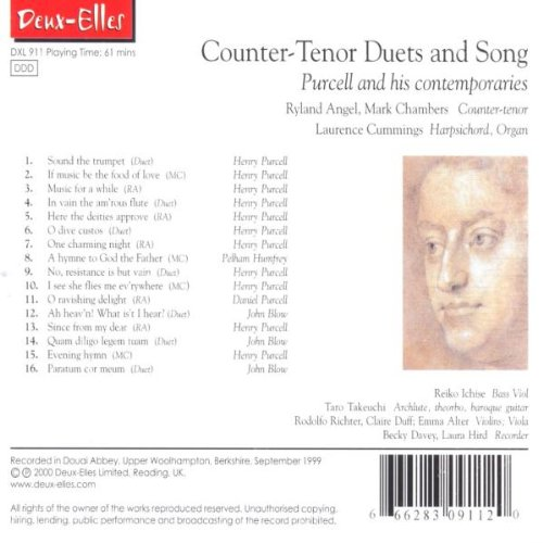 Counter-Tenor Duets & Song