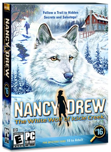 Nancy Drew: The White Wolf of Icicle Creek - PC ()