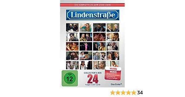 Die Lindenstraße - Das komplette 24. Jahr, Folgen 1197-1248 ...