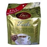 Laos Dao Instant Coffee 3in1 Turbo 100% Arabica Halal 600g. (20g. X 30 Sticks) by Dao Coffee