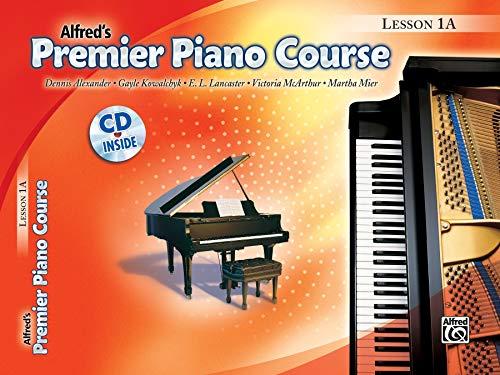 Premier Piano Course, Lesson 1A ()
