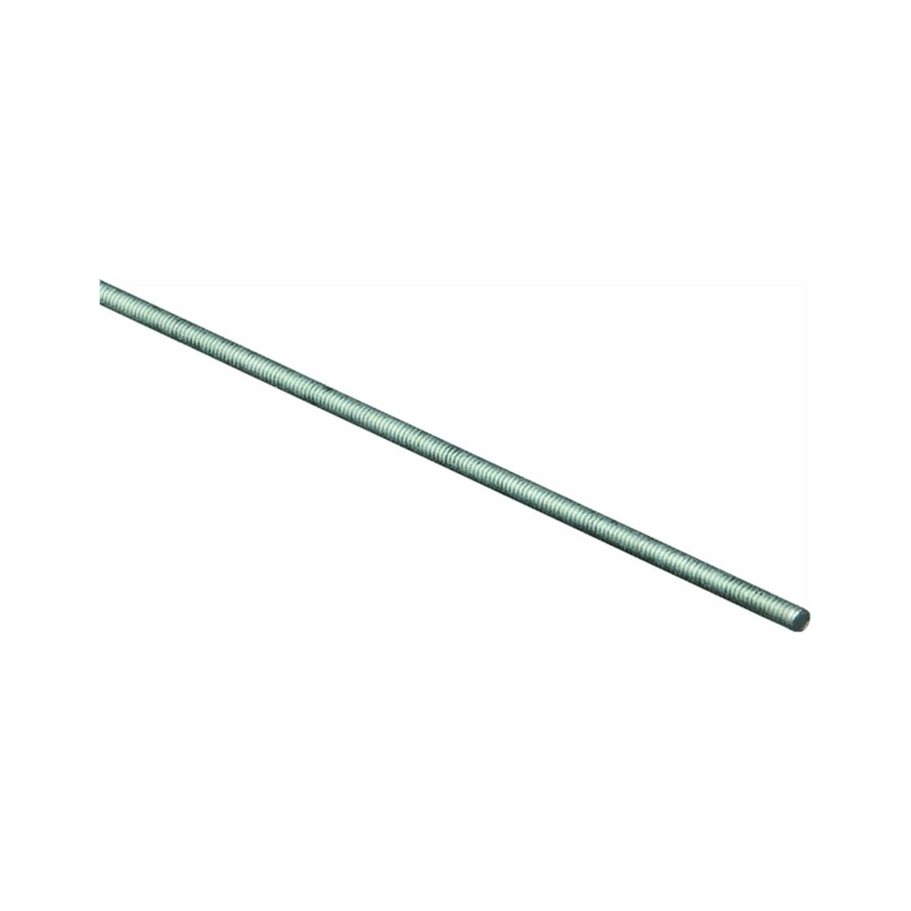 Zinc Plated 3//8-24 X 3 Ft Stanley N218-297 Threaded Rod Steel