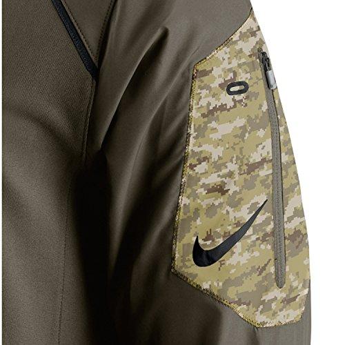 competitive price 221fe bc451 Denver Broncos 2015 Salute to Service Nike NFL Hybrid 1/4 ...