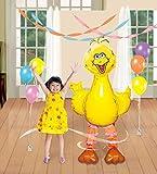 Big Bird Jumbo AirWalker Balloon