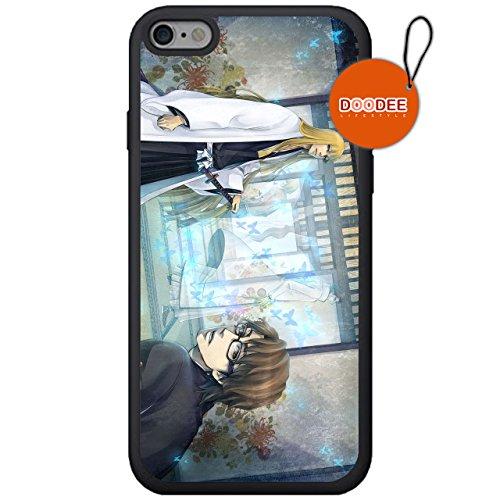 Bleach Anime iphone 6 Design Fashion Trend Cool Case Back Cover Plastic/Metal 123 (Bleach 123)