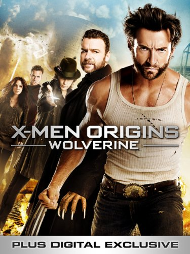 X-Men Origins: Wolverine plus Digital Exclusive