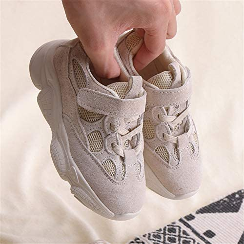 Super explosion Kids Sports Shoes Boy Girl Unisex Sneakers Children Hook Loop Loafers School Board Shoes