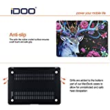 iDOO Soft Touch Hard Plastic Matte Case for MacBook