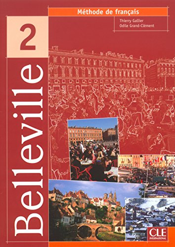 Belleville Level 2 Textbook (English and French Edition)