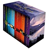 Harry Potter Box Set: The Complete Collection (Children's Paperback) by Rowling, J.K. (October 9, 2014) Paperback