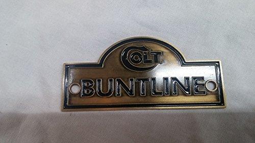 Colt Buntline Plate Antique Look