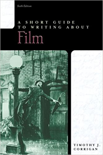 6th Edition A Short Guide to Writing about Film