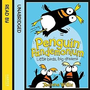 Penguin Pandemonium Audiobook