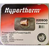 Hypertherm Powermax 65 & 85 Fine Cut Nozzles 220930