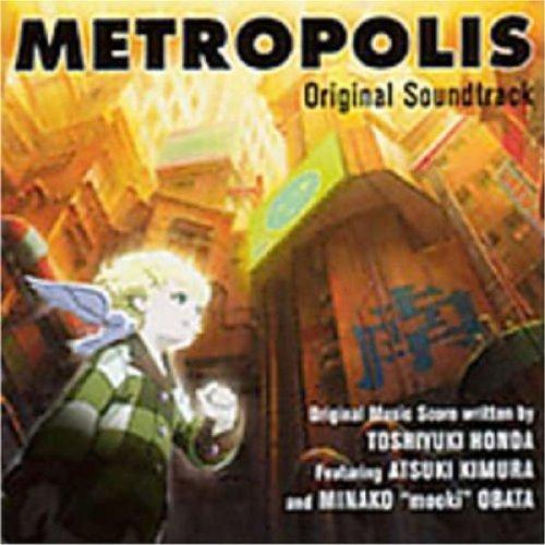 Metropolis OST Soundtrack