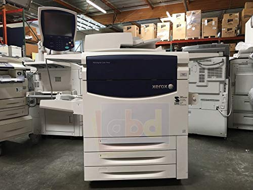 Tray Bypass (Refurbished Xerox 700 Digital Color Press Production Printer - Copy, Print, Scan, 3 Trays, Bypass Tray, 497K02420 Offset Catch Tray, BP2 Integrated Fiery Color Server (Certified Refurbished))