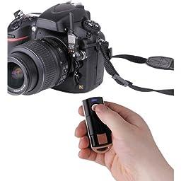 Vello FreeWave Micro Wireless Remote Shutter Release for Select Nikon DSLRs - Nikon D800 & D800E, D700, D300, D300s, D200, D100 (battery grip required), D4, D3, D3s, D3x, D2D2x, D2Xs, D2Hs, D2H, D1H, D1, D1x