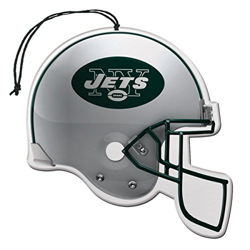 - NFL New York Jets Auto Air Freshener, 3-Pack