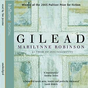 Gilead Audiobook