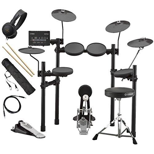 [해외] YAMAHA/DTX432KUPGS 3심벌즈 전자 드럼 오리지널스다퍼터팟쿠