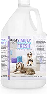 product image for The Blissful Dog Simply Fresh Deodorizing Spray, 1 Gallon
