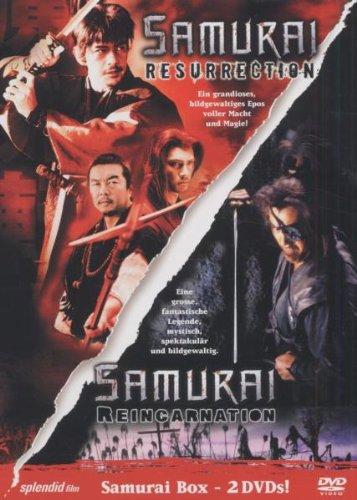 Samurai Reincarnation / Samurai Resurrection Alemania DVD ...