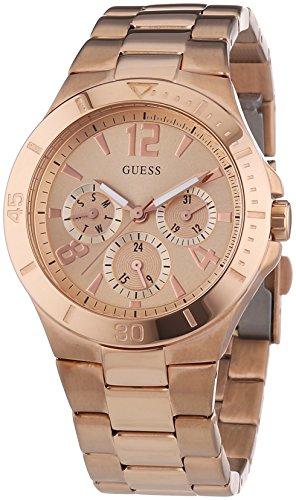 Relojes oro rosa mujer guess