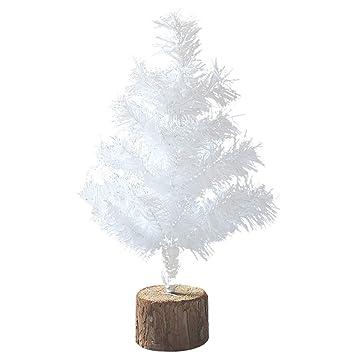 table christmas tree 1218 inch mini christmas tree flocked snow xmas tree white artificial