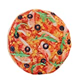 3D Creative Snacks Pillow Cushion Spoof Personal Plush Toy (pizza)
