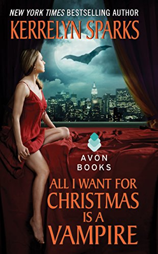 All I Want for Christmas Is a Vampire (Love at Stake, Book 5)