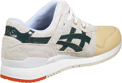 ASICS Herren Schuhe Gel-Lyte III Suede X-Mas Pack birch/hampton green