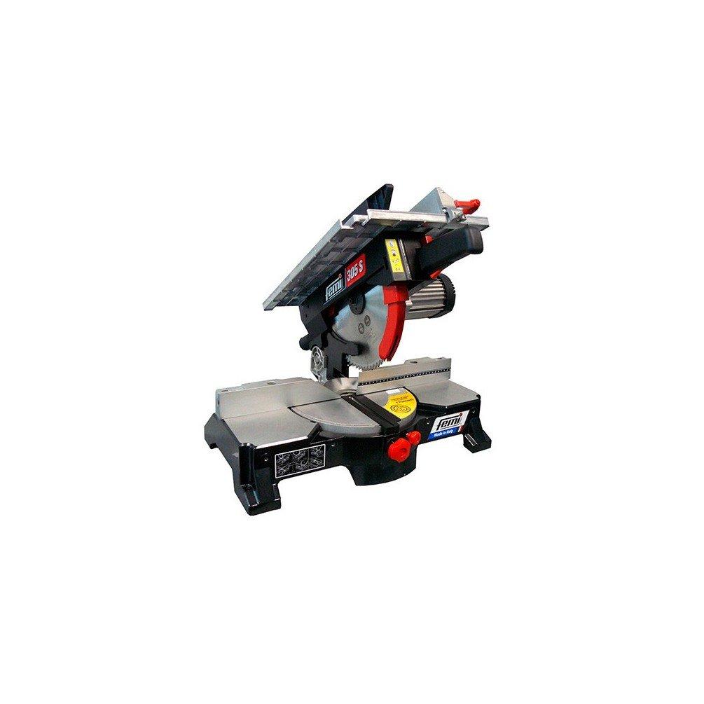 Femi–Gehrungssäge mit Tisch von C7BU D 305mm Induktionsmotor–230V 1400W–305S Bohrer
