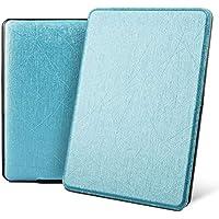 Capa Kindle Colors - Novo Kindle Paperwhite À Prova D Água - Fecho Magnético (BLUE)