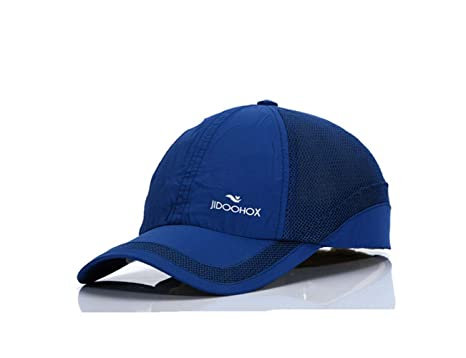 FDHNDER@Baseball Cap-beisbol gorra-Sports Hat-Outdoor Run Cap-Gorra de Béisbol Ajustable-Deportes al ...