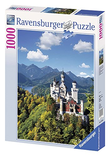 (Ravensburger Neuschwanstein Castle 1000 Piece)