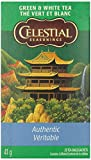 Celestial Seasonings Green Tea Authentic, 20-count (Pack of 6)