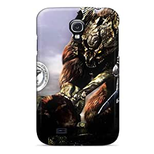 Pretty NeVqT14604cZkIa Galaxy S4 Case Cover/ Dark Souls Demon Series High Quality Case